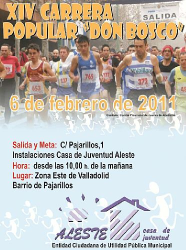 XIV Carrera popular Don Bosco Cartel_1-d16-11_bosco